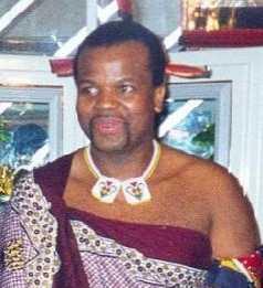 斯威士兰国王 每年举行选美选妃