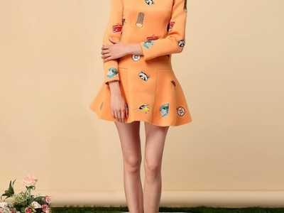 2014春装搭配 春装时尚没那么难之色彩篇