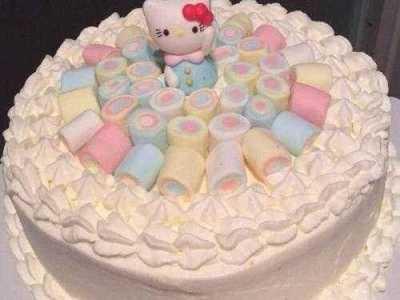 最漂亮的生日蛋糕图片 最后一张图片是所有女生都想收到的