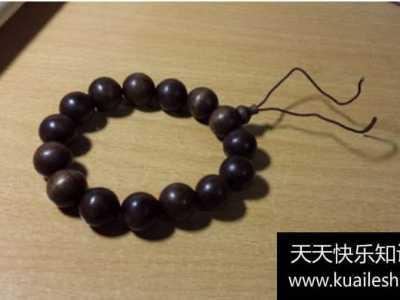 佛珠中国结打法图解 佛珠上的绳子怎么打中国结