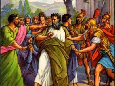 犹太人为什么被杀 18为什么犹太人要杀保罗